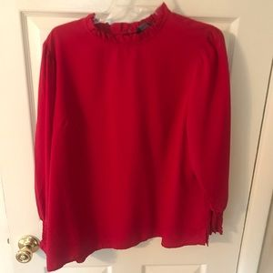 Dorothy Perkins Blouse Red 12